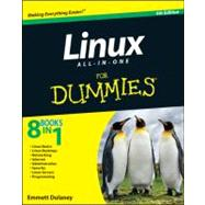 Linux All-in-One For Dummies by Dulaney, Emmett, 9780470770191