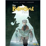 The Baker Street Four 2 by Djian, J. B.; Legrand, Olivier; Etien, David, 9781683830191