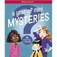 A Year of Mini Mysteries by Passero, Kathy; Kissi, Marta, 9781683370192