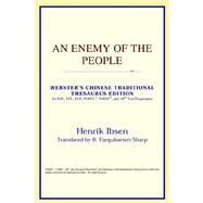 Enemy of the People : Webster's Chinese Simplified Thesaurus Edition by ICON Reference, 9780497260194