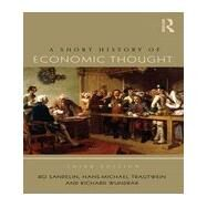 A Short History of Economic Thought by Sandelin; Bo, 9781138780194