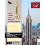 New York - Empire State Building Book/Model Set by Panchyk, Richard, 9781682980194