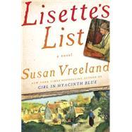 Lisette's List by VREELAND, SUSAN, 9780812980196