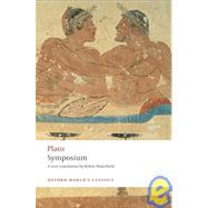 Symposium by Plato; Waterfield, Robin, 9780199540198