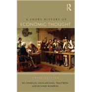 A Short History of Economic Thought by Sandelin; Bo, 9781138780200
