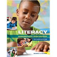 Literacy Assessment & Intervention for Classroom Teachers by Beverly A. DeVries, 9781621590200