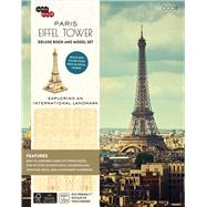 Paris - Eiffel Tower Book and Model Set by Casil, Amy Sterling, 9781682980200