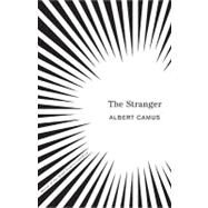 The Stranger by CAMUS, ALBERT, 9780679720201