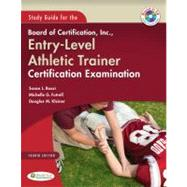 Study Guide for the Board of Certification, Inc., Entry-level Athletic Trainer Certification Examination by Rozzi., 9780803600201