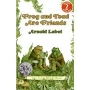 Frog And Toad Are Friends by Lobel, Arnold, 9780064440202