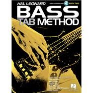 Hal Leonard Bass Tab Method by Hal Leonard Corp., 9781480370203
