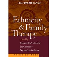 Ethnicity and Family Therapy, Third Edition by McGoldrick, Monica; Giordano, Joe; Garcia-Preto, Nydia, 9781593850203