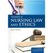 Essentials of Nursing Law and Ethics (Book with Access Code) by Westrick, Susan J., 9781284030204