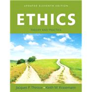 Ethics Theory and Practice, Books a la Carte by Thiroux, Jacques P.; Krasemann, Keith W., 9780134010205