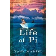 Life of Pi by Martel, Yann, 9780156030205