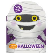 Sticker Friends: Halloween by Priddy, Roger, 9780312520205