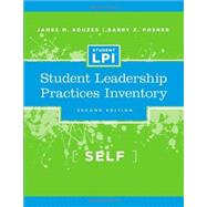 The Student Leadership Practices Inventory (LPI), Self Instrument (4 Page Insert) by Kouzes, James M.; Posner, Barry Z., 9780787980207