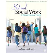School Social Work by Jarolmen, JoAnn, 9781452220208