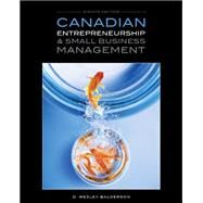 ISBN 9780070000209 product image for Canadian Entrepreneurship and Small Business, 8th Edition | upcitemdb.com