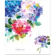 Hydrangeas Large Address Book by Peter Pauper Press; Mineeda, Atelier, 9781441320209