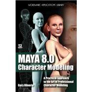 Maya 8 Character Modeling 9781598220209U