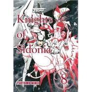 Knights of Sidonia 8 by Nihei, Tsutomu; Sivasubramanian, Kumar, 9781939130211