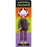 Mix and Match: Halloween by Priddy, Roger, 9780312520212