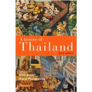 A History of Thailand by Baker, Chris; Phongpaichit, Pasuk, 9781107420212