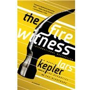 The Fire Witness A Novel by Kepler, Lars; Wideburg, Laura A., 9781250050212