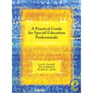 A Practical Guide for Special Education Professionals by Churchill, Lisa R.; Mulholland, Rita; Cepello, Michelle R., 9780131720213