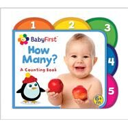 BabyFirst How Many? A Counting Book by BabyFirst, 9780794430214