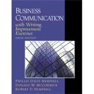 Business Communication with Writing Improvement Exercises