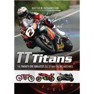 Tt Titans by Richardson, Matthew, 9781526710215