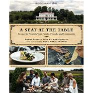 A Seat at the Table by Ridge, Brent; Kilmer-Purcell, Josh; Trapani, Rose Marie (CON); Watson, Christian, 9780544850217