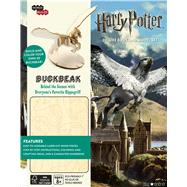 Incredibuilds Harry Potter Buckbeak Deluxe Book and Model Set by Revenson, Jody, 9781682980217