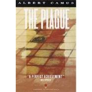The Plague by CAMUS, ALBERT, 9780679720218