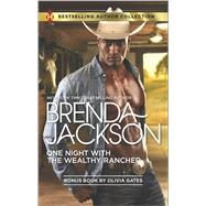 One Night with the Wealthy Rancher Billionaire, M.D. by Jackson, Brenda; Gates, Olivia, 9780373010219
