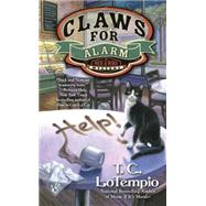 Claws for Alarm by Lotempio, T. C., 9780425270219