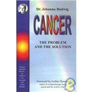 Cancer by Budwig, Johanna; Holtz-Stosch, Sprachendienste, 9783981050219
