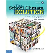 The School Climate Solution by Erwin, Jonathan C., 9781631980220
