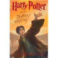 Harry Potter and the Deathly Hallows (Book 7) by J.K. Rowlings, 9780545010221