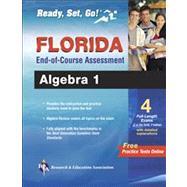 Florida End-of-Course Assessment - Algebra 1 by Morrison, Elizabeth; Carleton, Jodie, 9780738610221