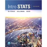 Intro Stats by De Veaux, Richard D.; Velleman, Paul F.; Bock, David E., 9780134210223