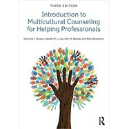 Introduction to Multicultural Counseling for Helping Professionals by Orozco; Graciela L., 9780415540223