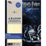 Incredibuilds Harry Potter Aragog Deluxe Book and Model Set by Revenson, Jody, 9781682980224