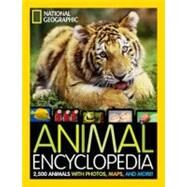 National Geographic Animal Encyclopedia by SPELMAN, LUCY, 9781426310225