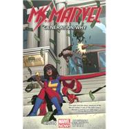 Ms. Marvel Volume 2 by Wilson, G. Willow; Wyatt, Jacob; Alphona, Adrian, 9780785190226