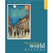 The Essential World History by Duiker, William J.; Spielvogel, Jackson J., 9781305510227