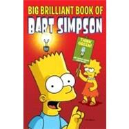 Big Brilliant Book of Bart Simpson by Groening, Matt, 9780061450228