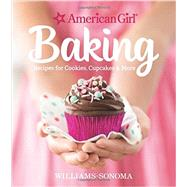 American Girl Baking by Williams-Sonoma; Gerulat, Nicole Hill, 9781681880228